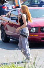 ARIEL WINTER Shopping at Maxwell Dog in Studio City 05/31/2019