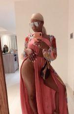 ASHANTI - Instagram Pictures 06/04/2019