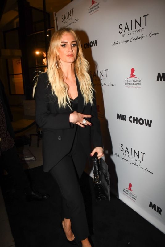 ASHLEE SIMPSON at Saint for St. Jude Event at Mr. Chow in Beverly Hills 06/12/2019
