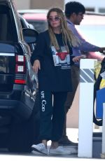 ASHLEY BENSON Out in Los Angeles 06/05/2019