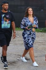 ASHLEY GRAHAM Out and About in New York 06/06/2019