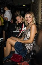 ASHLEY JAMES at Notion with Bulldog Gin Issue 84 Magazine Launch in London 06/25/2019