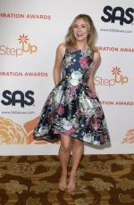 ASHLEY JONES at Step Up Inspiration Awards in Los Angeles 05/31/2019