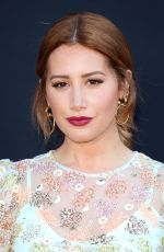ASHLEY TISDALE at Stranger Things, Season 3 Premiere in Santa Monica 06/28/2019