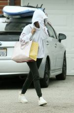 ASHLEY TISDALE Out in Beverly Hills 06/21/2019
