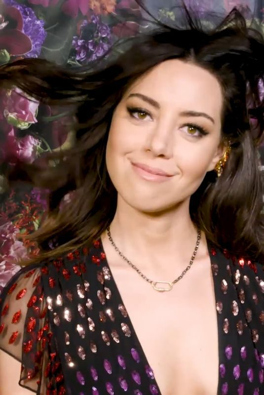 AUBREY PLAZA in Cosmopolitan Magazine, BTS Video – July 2019
