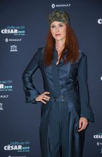 AUDREY FLEUROT at Les Nuits en Or 2019 Photocall in Paris 06/17/2019