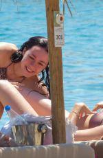 AURORA RAMAZOTTI in Bikini at a Beach in Mykonos 06/06/2019