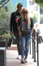 AVRIL LAVIGNE and Phillip Sarofim Out in West Hollywood 06/15/2019