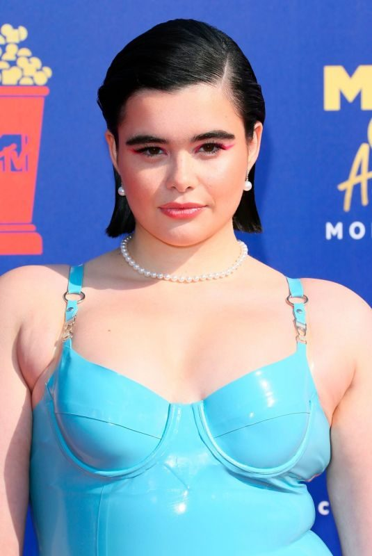 BARBIE FERREIRA at 2019 MTV Movie & TV Awards in Los Angeles 06/15/2019