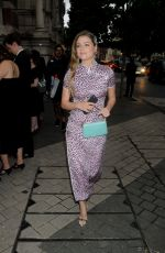 BEA FRESSON at V&A Summer Party in London 06/19/2019