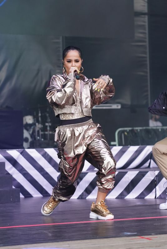 BECKY G Performs at 2019 103.5 KTU Ktuphoria in Wantagh 06/16/2019