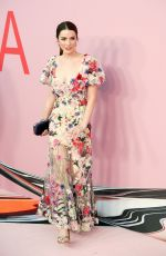 BEE SHAFFER at CFDA Fashion Awards in New York 06/03/2019