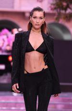 BELLA HADID at Versace Fashion Show in Milan 06/15/2019