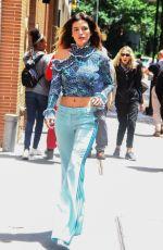 BELLA THORNE Arrives at Good Morning America in New York 06/14/2019