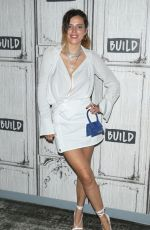 BELLA THORNE at Build Series in New York 06/14/2019