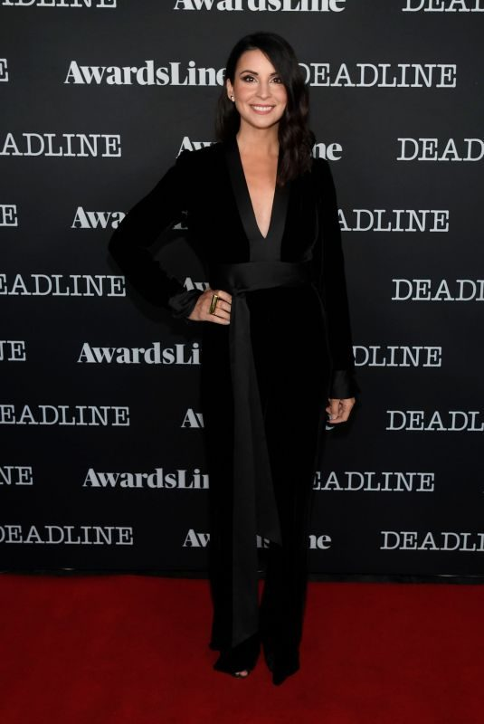 BETH DOVER at Deadline Awards Season Party in Los Angeles 06/03/2019