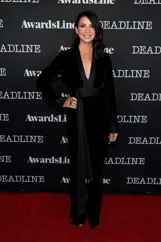 BETH DOVER at Deadline Awards Season Party in Los Angeles 06/03/2019