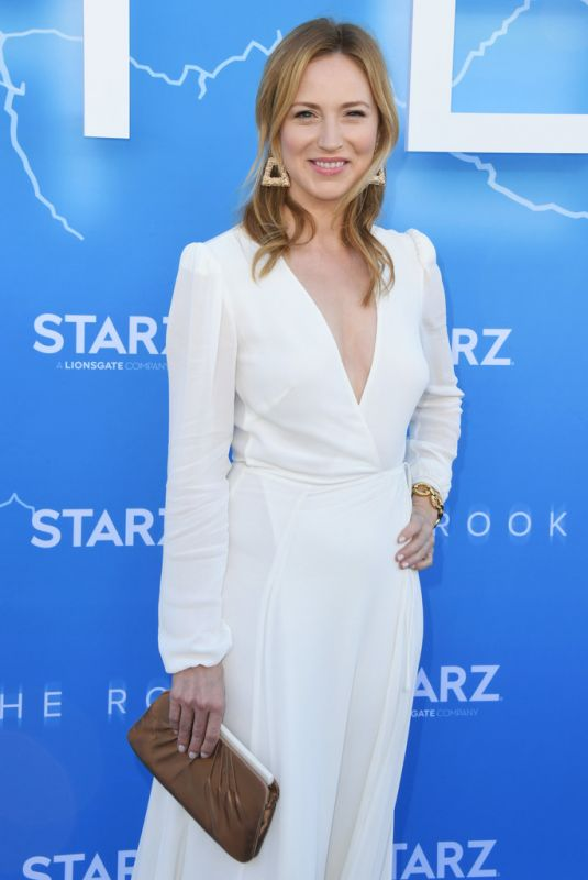 BETH REISGRAF at The Rook Premiere in Los Angeles 06/17/2019