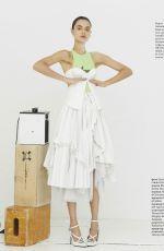 BLANCA PADILLA in Elle Russia Magazine, July 2019