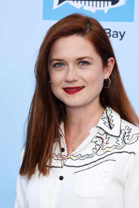 BONNIE WRIGHT at Heal the Bay's Bring Back the Beach Annual Awards in Santa Monica 05/23/2019