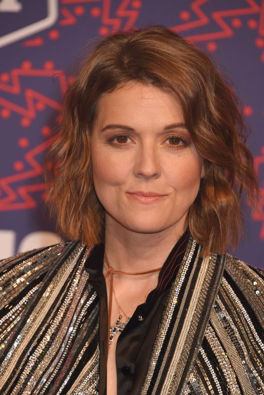 BRANDI CARLILE at 2019 CMT Music Awards in Nashville 06/05/2019