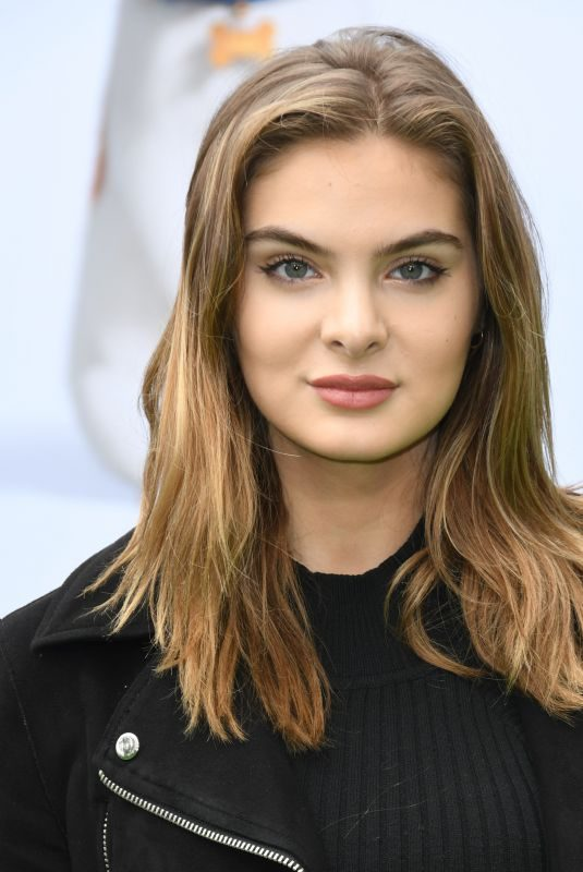 BRIGHTON SHARBINO at The Secret Lives of Pets 2 Premiere in Westwood 06/02/2019