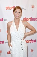BRITTANY SNOW at 25th Annual Palm Springs International Shortfest 06/20/2019