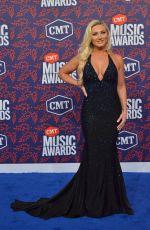 BROOKE HOGAN at 2019 CMT Music Awards in Nashville 06/05/2019