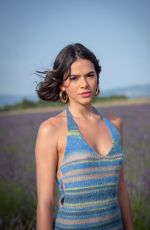 BRUNA MARQUEZINE at Jacquemus Spring/Summer 2020 Fashion Show in Valensole 06/24/2019