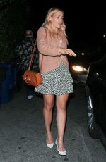 BUSY PHILIPPS and Marc Silverstein Night Out in Los Angeles 06/08/201+