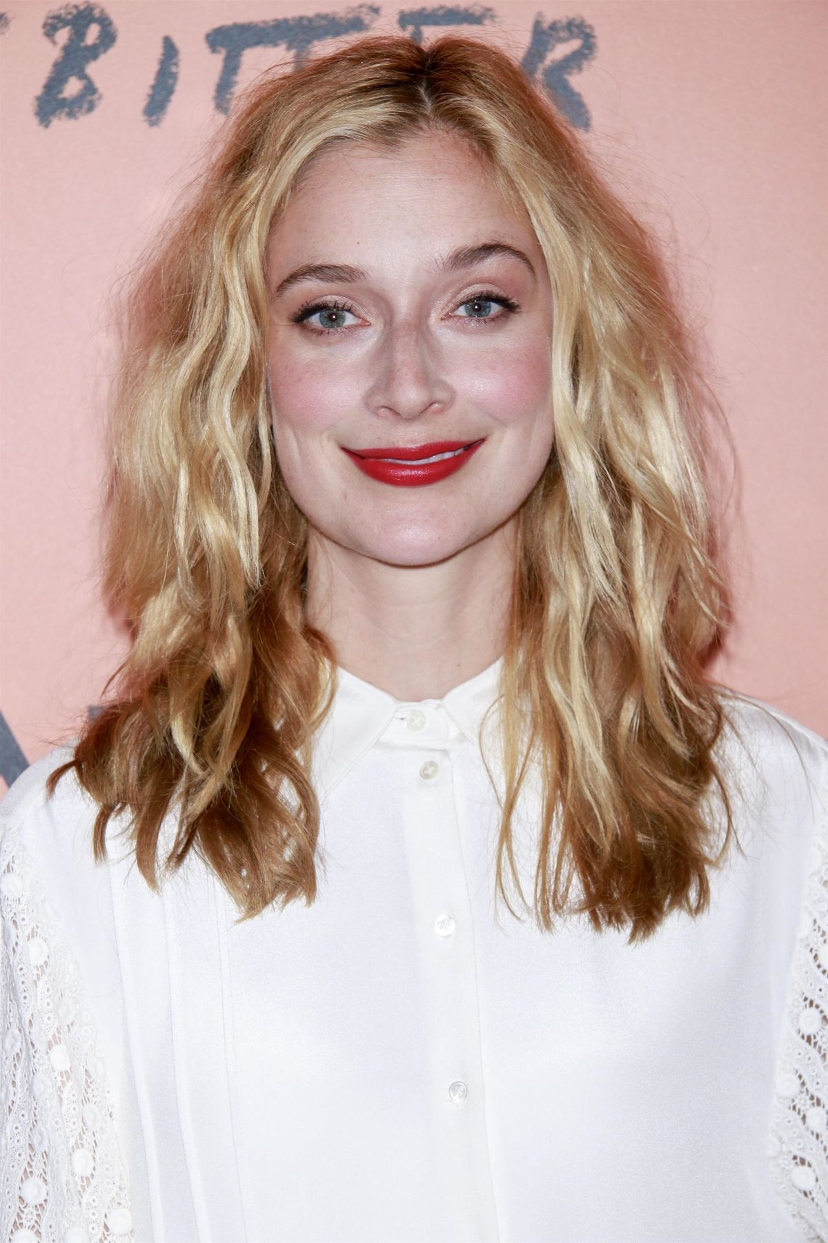 CAITLIN FITZGERALD at Sweetbitter Season 2 Premiere in New