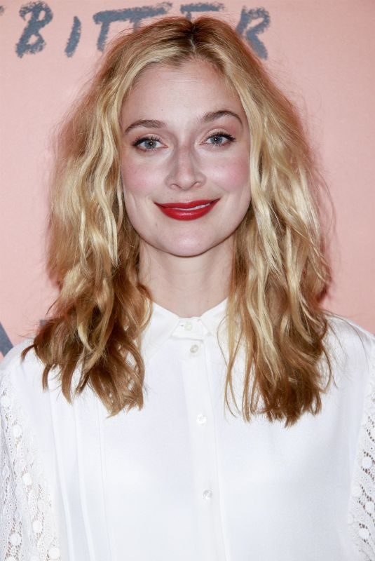 CAITLIN FITZGERALD at Sweetbitter Season 2 Premiere in New York 06/12/2019