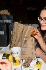 CAMILA MENDES at Moschino Spring/Summer 2019 Show in Universal City 06/07/2019
