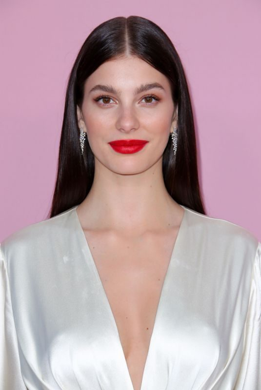 CAMILA MORRONE at CFDA Fashion Awards in New York 06/03/2019