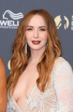 CAMRYN GRIMES at 59th Monte Carlo TV Festival Opening 06/14/2019