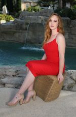 CAMRYN GRIMES at The Young and the Restless Photocall at Monte-carlo TV Festival 06/16/2019