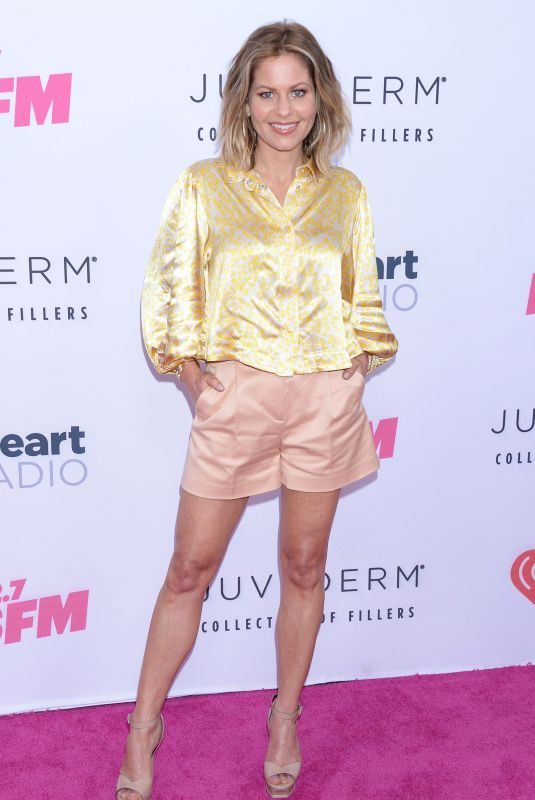 CANDACE CAMERON BURE at 2019 Iheartradio Wango Tango in Los Angeles 06/01/2019