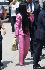 CARDI B Arrives at Her Trial at Queens Criminal Court in New York 05/31/2019