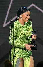CARDI B at 2019 Bet Awards in Los Angeles 06/23/2019