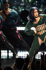 CARDI B at 2019 Bet Awards in Los Angeles 06/23/2019