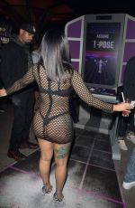 CARDI B at Arcade Theme Birthday Party in Los Angeles 06/19/2019