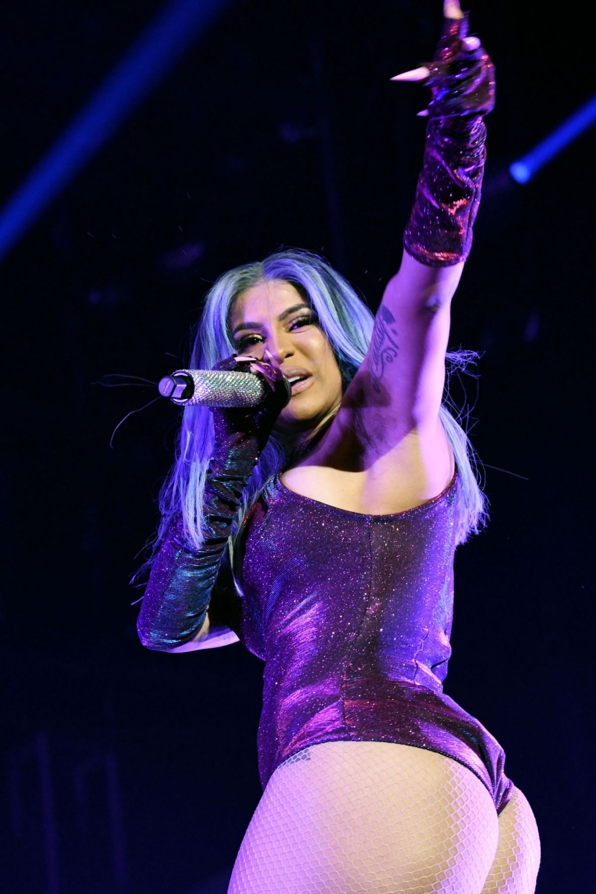 Cardi B Gives A Fan Free Cardi Tickets Forever For: CARDI B Performs At Staples Center Concert During BET