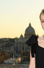 CAREY MULLIGAN Bvlgari - The Story, the Ddream Exhibitio in Rome 06/25/2019
