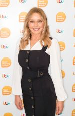 CAROL VORDERMAN at Good Morning Britain Show in London 06/20/2019