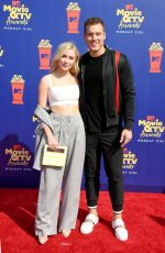 CASSIE RANDOLPH at 2019 MTV Movie & TV Awards in Los Angeles 06/15/2019