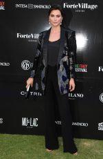 CATRINEL MARLON at Filming Italy Sardegna Festival 2019 in Cagliari 06/14/2019