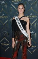 CATRIONA GRAY at 2019 NHL Awards in Las Vegas 06/19/2019