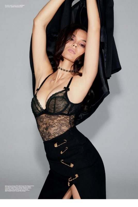 CATRIONA GRAY in V Magazine, Summer 2019