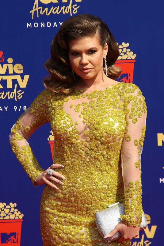 CHANEL WEST COAST at 2019 MTV Movie & TV Awards in Los Angeles 06/15/2019
